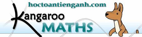 Hình ảnh giới thiệu kỳ thi toán quốc tế Kangaroo Math Contest
