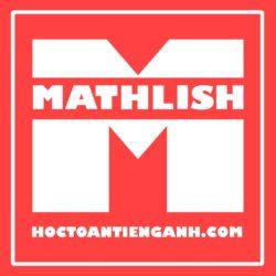 Mathlish - Học toán tiếng anh